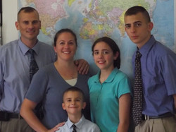 The Homan's - Second Community Baptist Missionary to Rome Italy